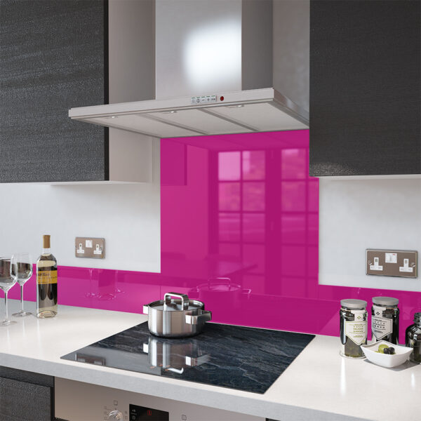 Splashback and Upstands